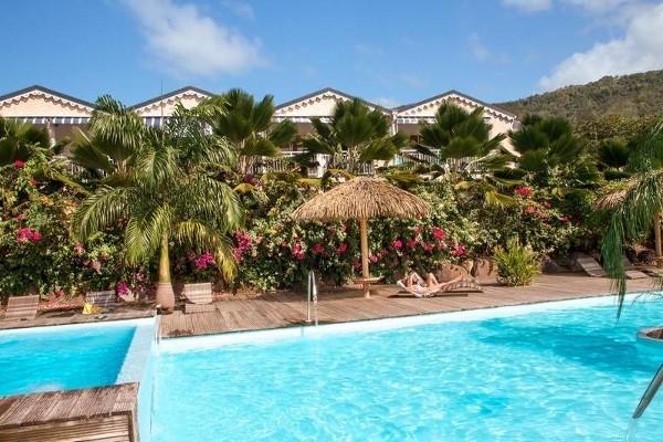 Résidence hôtelière Caraibes Royal - voyage  - sejour