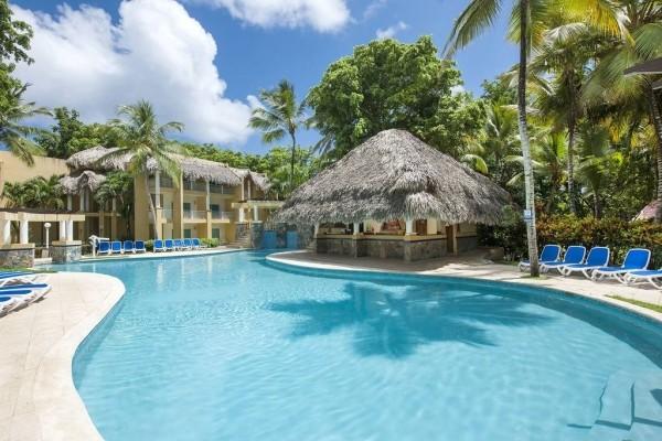 Hôtel Maxi Club Grand Paradise Samana 4*, St Domingue