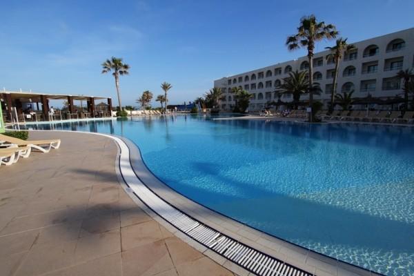 Hôtel Vincci Nozha Beach 4*, Tunis
