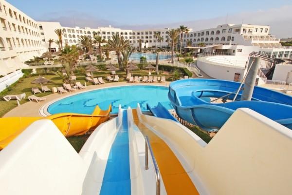 Hôtel Vincci Nozha Beach. 4*, Tunis