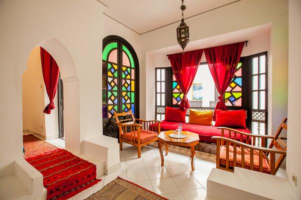 Séjour en Maroc