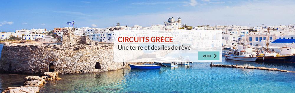 Circuit Croisières et CUlture
