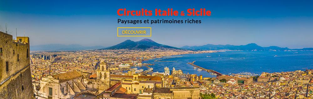 Italie & Sicile