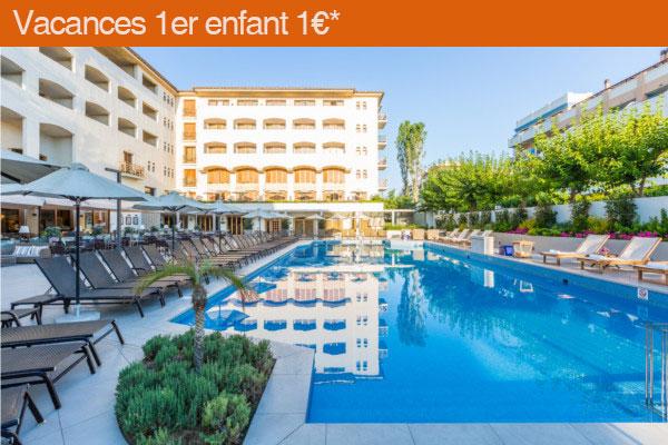 Séjour Crète - Hôtel Theartemis Palace