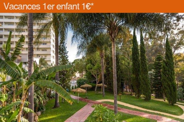 Séjour Andalousie - Hôtel Roc Costa Park