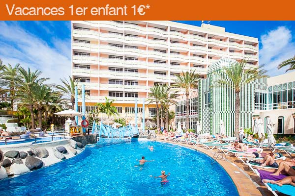 Séjour Grande Canarie - Hôtel Ifa Buenaventura - Playa del Inglés