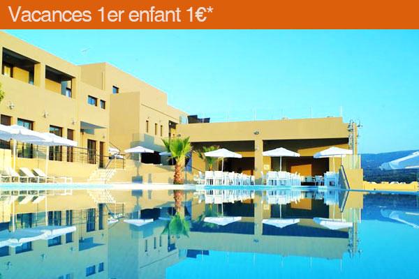 Séjour Crète - Hôtel Rimondi Grand Resort and Spa