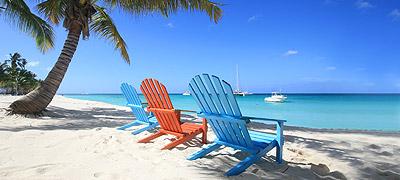 Séjours Balnéaires Les pieds dans l'eau sur des kilomètres de plage de sable fin ...