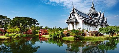 Thaïlande Offres de circuits complets et séjours balnéaires