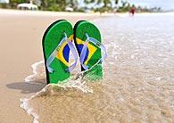 Hôtels de plage Au Brésil