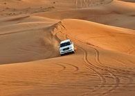 Hôtels dans le désert à Dubaï