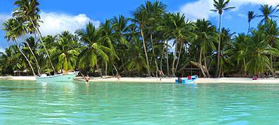 République Dominicaine Vacances les pieds dans l'eau en tout inclus