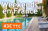 Weekends en France