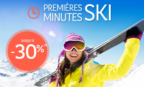 Premières Minutes Ski