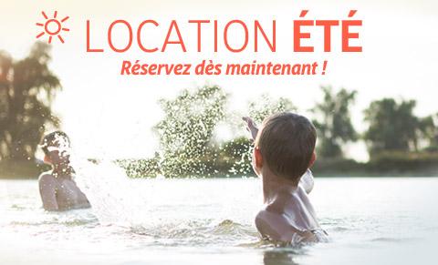 Location Eté
