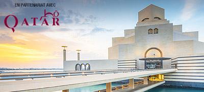 DECOUVREZ LE QATAR EN HOTEL 4 OU 5* Plage privée, design luxueux et service de qualité.