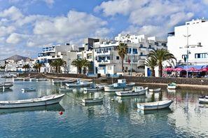 Lanzarote - Arrecife, Vol Lanzarote