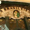 LISBONNE : CAFE A BRASILEIRA