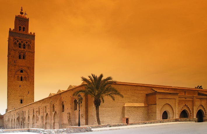 sejour week end Marrakech