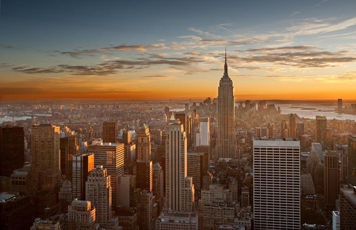 sejour week end New-York