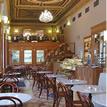 PRAGUE : CAFE  SAVOY