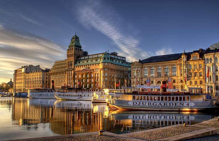 service ledsagare mager i Stockholm