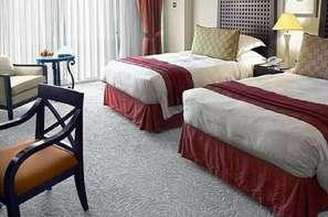Abu Dhabi-Abu Dhabi, Hôtel Beach Rotana Abu Dhabi Hotel
