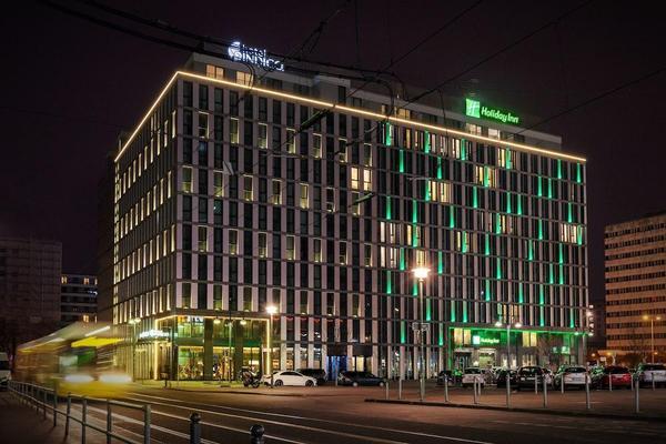 Autres - Holiday Inn Berlin Centre Alexanderplatz 4* Berlin Allemagne