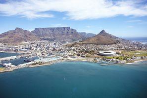 Afrique Du Sud-Le Cap, Autotour L'Afrique Du Sud En Famille