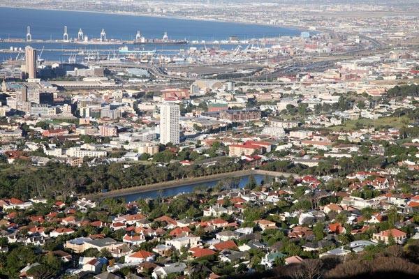 Ville - Autotour L'Afrique Du Sud En Famille Le Cap Afrique Du Sud