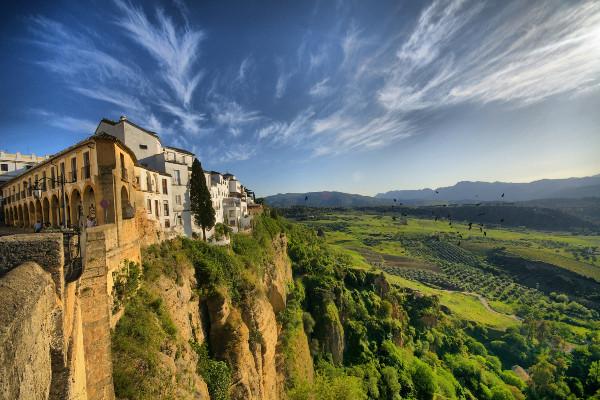 Ville - L'andalousie 4* Malaga Andalousie