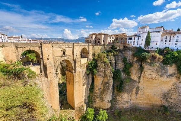 Ville - Autotour Balade andalouse en liberté 4* Malaga Andalousie