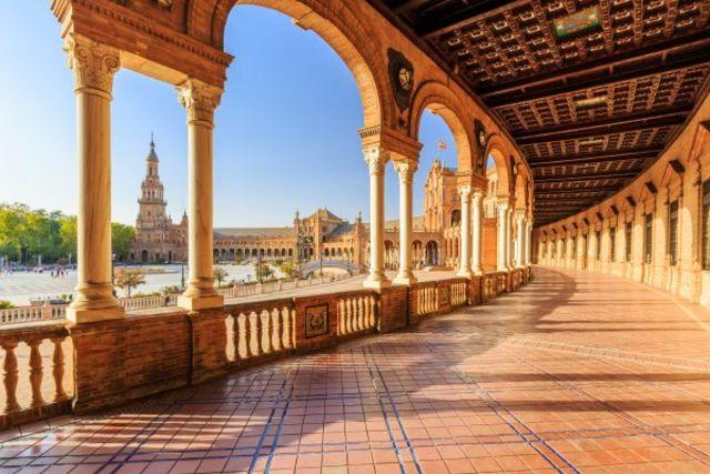 Fram Andalousie : hotel Autotour Balade Andalouse en liberté - Malaga
