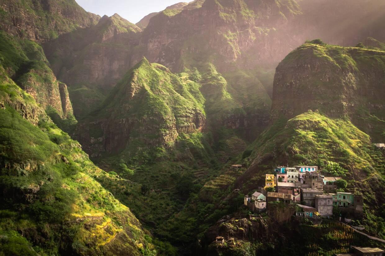 Montagne - 2 îles : Sao Vicente & Santo Antao 4* Cap Vert Cap Vert