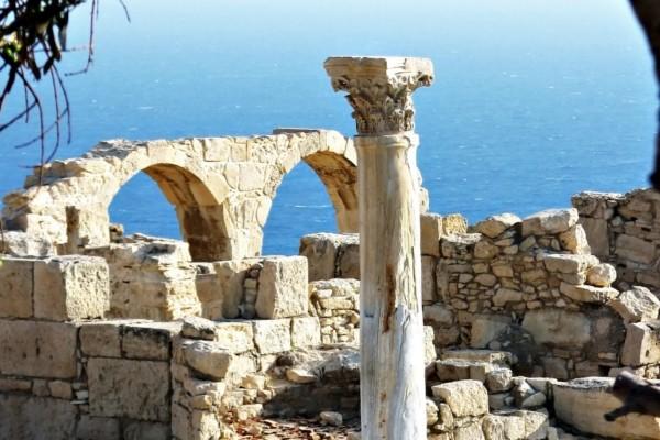 Monument - Autotour Chypre en Liberté Larnaca Chypre