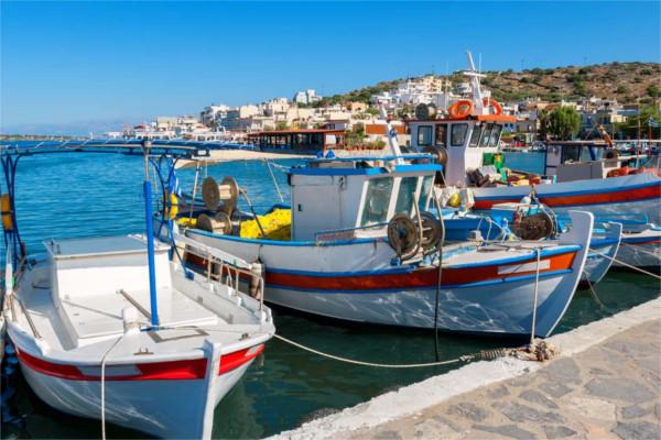 Bateau - Autotour Grand Tour de Crète Heraklion Crète