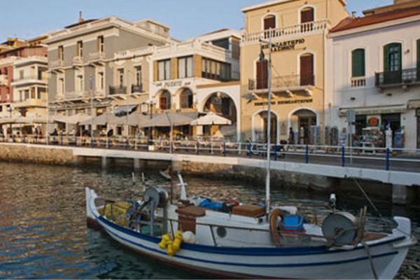 Bateau - Autotour Grands sites de l'ouest Crétois 3* Heraklion Crète