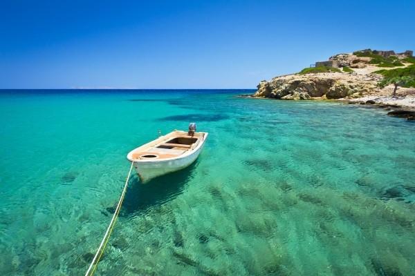 Plage - Autotour Grand Tour de Crète Heraklion Crète