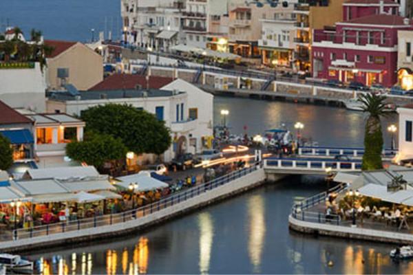 Ville - Autotour Grands sites de l'ouest Crétois 3* Heraklion Crète
