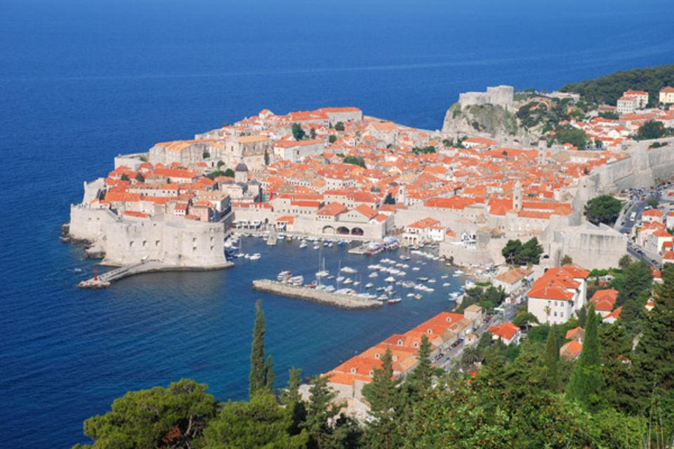 Hôtel Autotour Balade sur la côte dalmate Dubrovnik Cote Dalmate Croatie et Côte Dalmate