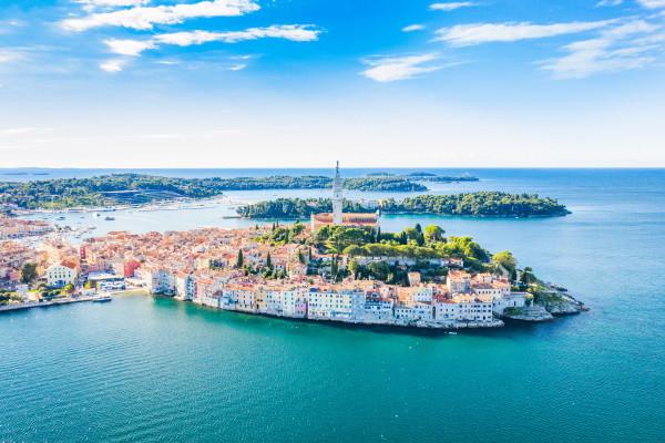 Ville - Autotour La Croatie en liberté du Nord au Sud 4* Pula Croatie