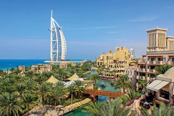 Ville - Autotour Les 7 Emirats en Liberté 3* Dubai Dubai et les Emirats