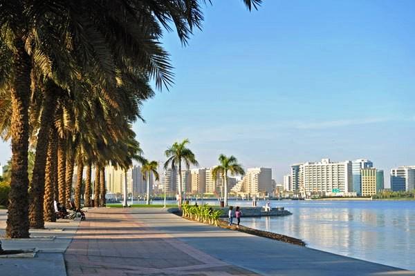 Ville - Autotour Les Sept Emirats 4* Dubai Dubai et les Emirats