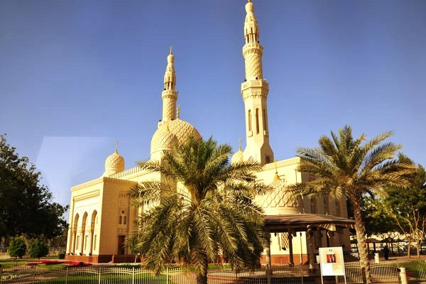 Mosquée Dubaï