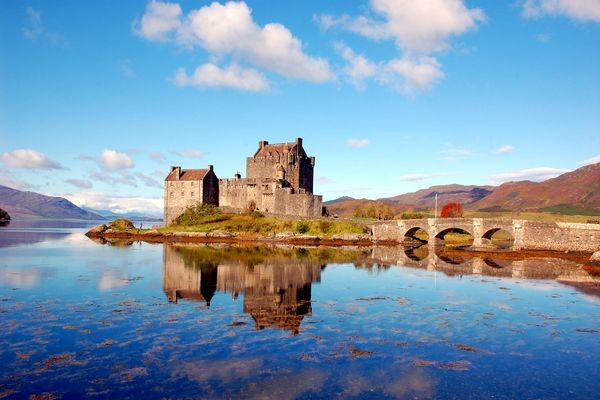 Monument - Autotour Le Meilleur de l'Écosse Edimbourg Ecosse