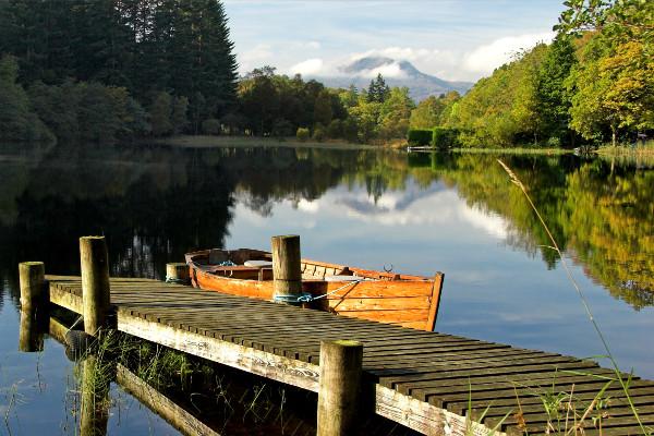 Nature - Autotour Highlands & La Route du Whisky Edimbourg Ecosse