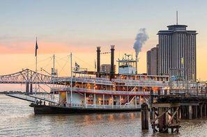 Vacances Atlanta: Autotour La Route du Rhythm and Blues + Mississippi & Louisiane