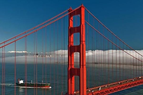 (fictif) - Autotour Californian Dream City Los Angeles Etats-Unis