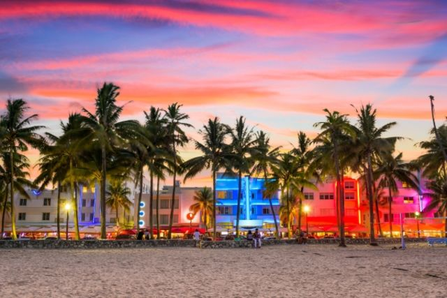 Fram Etats-Unis : hotel Autotour La Floride en liberté + extension croisière Bahamas - Miami