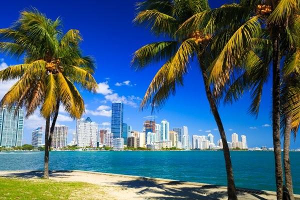 Ville - Autotour La Floride en liberté Miami Etats-Unis